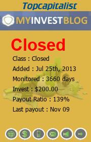 myinvestblog.ru - hyip top capitalist