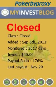 myinvestblog.ru - hyip poker by proxy